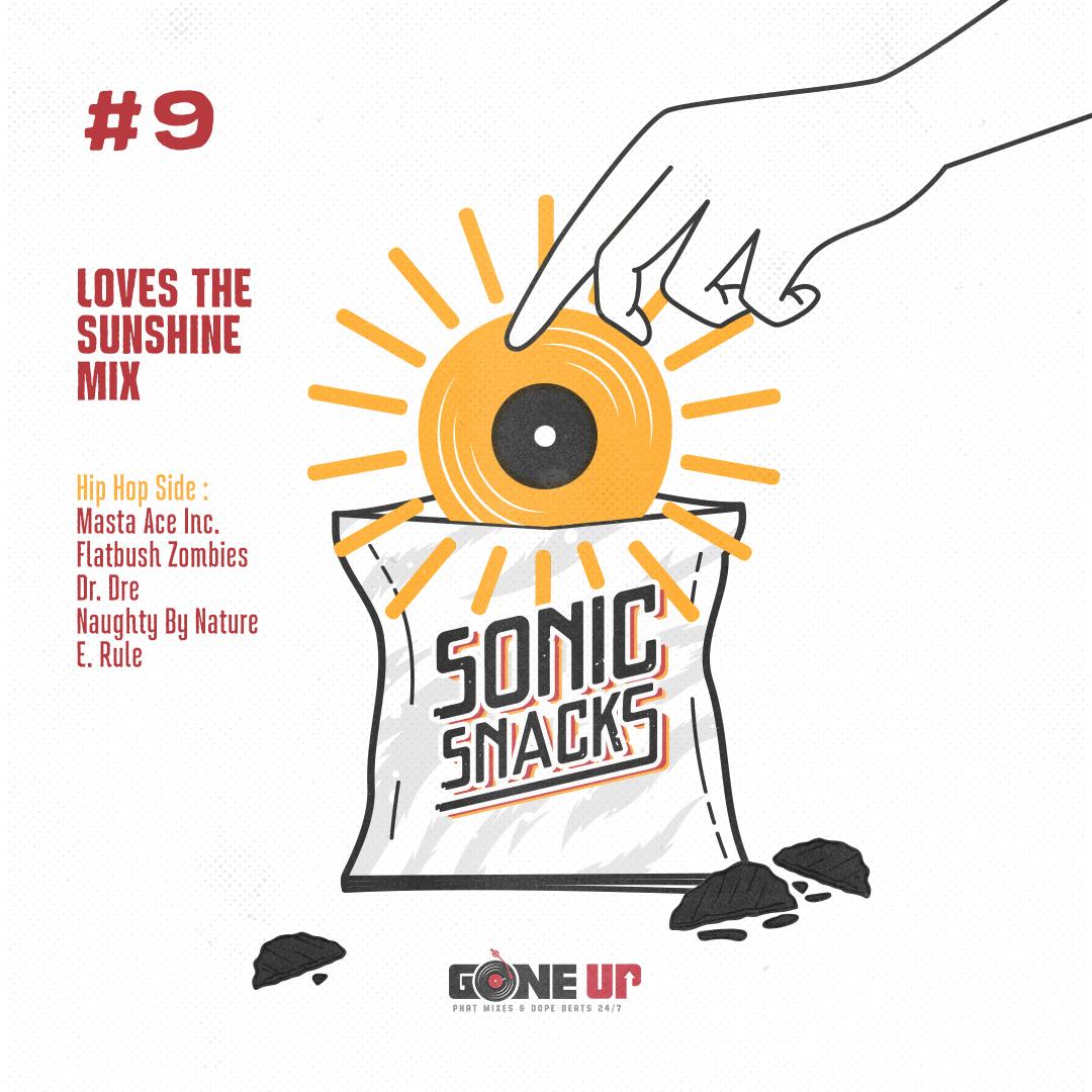Sonic Snacks #9