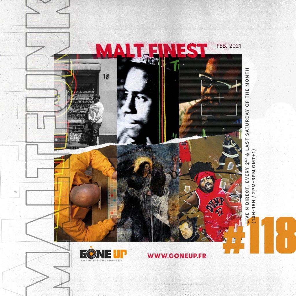 Malt Finest #118